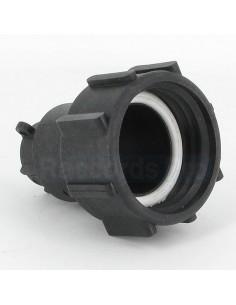 """Adaptateur Changement de pas - F 2"""" S60X6 - F 3/4"""" pas gaz - écrou tournant"""