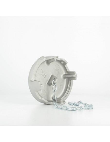 Bouchon sans verrou pour raccord symétrique - Aluminium