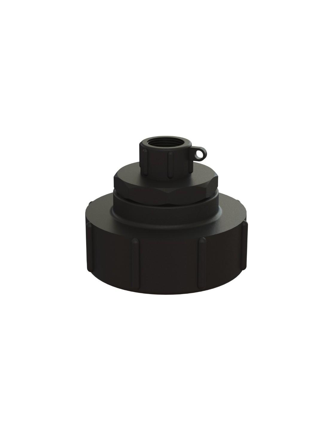 adaptateur changement de pas f 3 s100x8 f 3 4 pas gaz sas axesspack. Black Bedroom Furniture Sets. Home Design Ideas