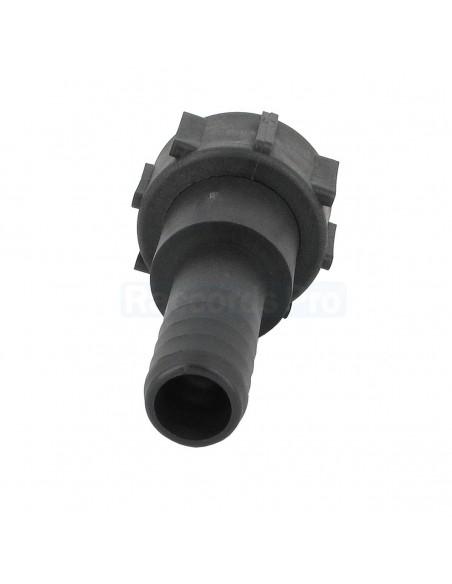 """Raccord cannelé droit - écrou - Ø 32 mm - F 2"""" S60X6"""