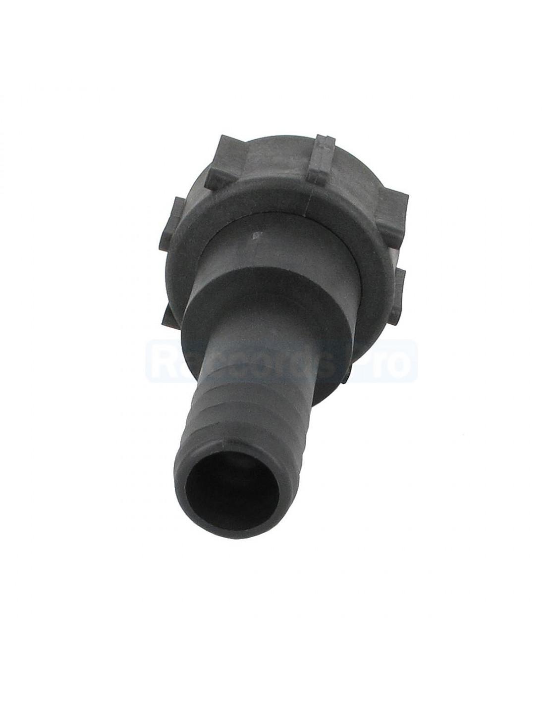 Male Cannel/ée Droit /Ø 38mm Raccord femelle 2 S60x6