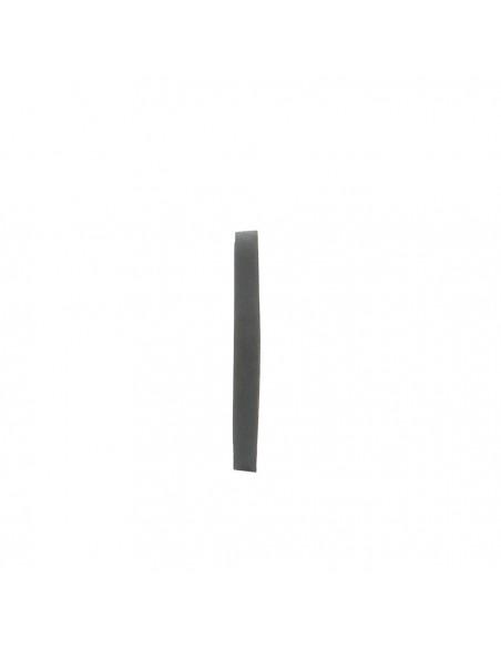 """Joint plat 2"""" EPDM noir pour raccord à cames"""