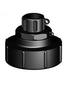 """Adaptateur Changement de pas - F 3"""" S100X8 - M 3"""" Pas gaz"""